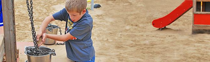 Παιχνίδια για νερό και άμμο